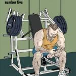 'Shirtlifter' by Steve MacIsaac with Fuzzbelly, Justin Hall, Ilya, Jon Macy, and Eric Kostiuk Williams