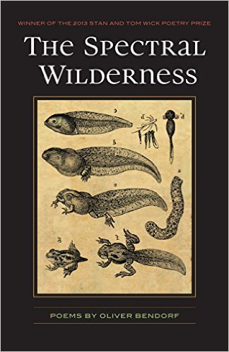 'The Spectral Wilderness' by Oliver Bendorf