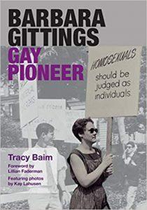 'Barbara Gittings: Gay Pioneer'by Tracy Baim image