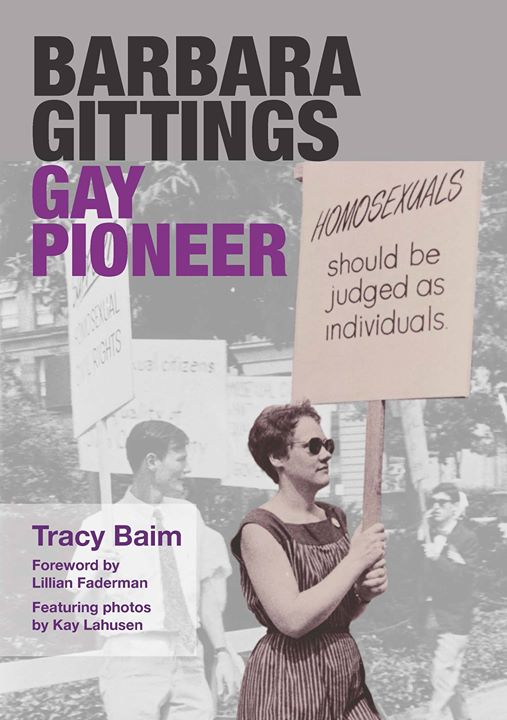'Barbara Gittings: Gay Pioneer' by Tracy Baim