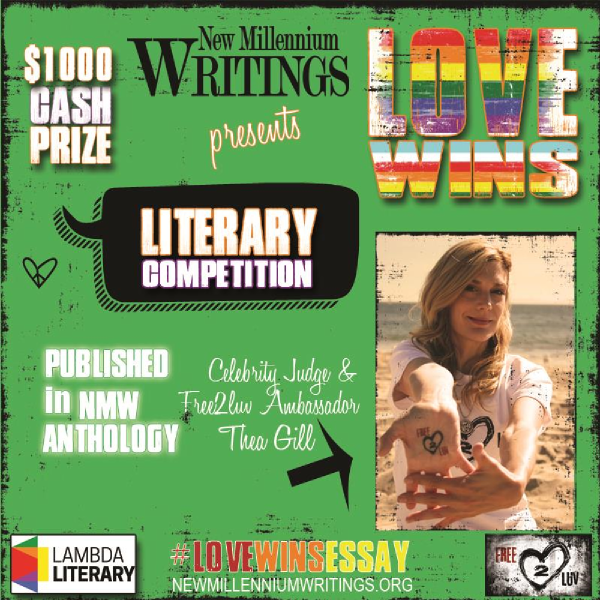 "Call for Submissions: ""Love Wins"" Essay Contest"