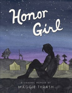 'Honor Girl' by Maggie Thrash image