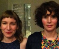 City Arts & Lectures Presents Miranda July and Sheila Heti