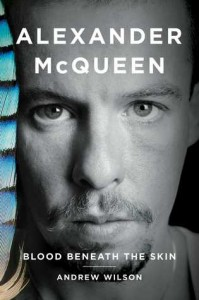 'Alexander McQueen: Blood Beneath the Skin' by Andrew Wilson image