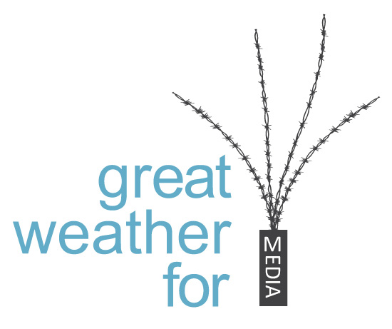 Call for Submissions: great weather for MEDIA