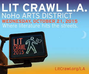 LitCrawl Los Angeles