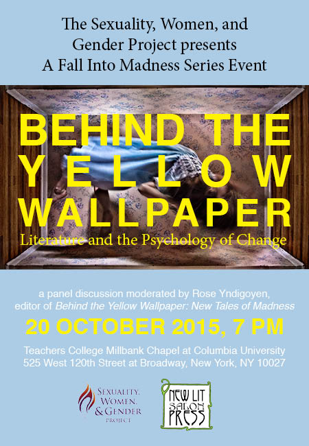 Behind the Yellow Wallpaper: Literature and the Psychology of Change