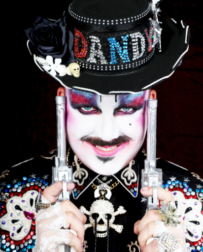 Radicals: Storyteller and Performance Artist Dandy Darkly