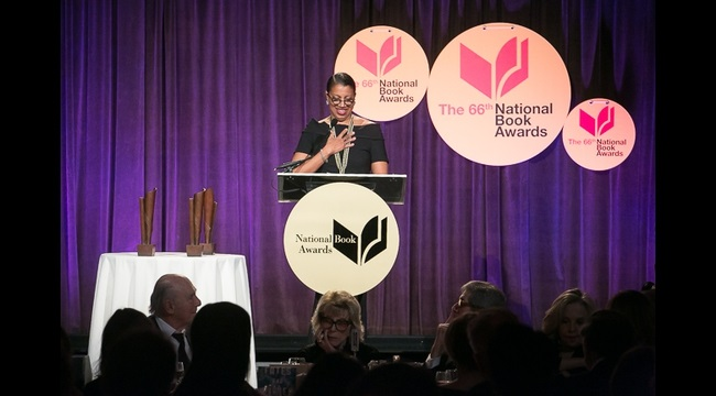 2015 National Book Awards: Diverse Shortlists and Winners