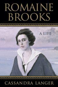 'Romaine Brooks: A Life' by Cassandra Langer image