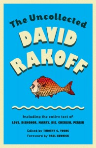 'The Uncollected David Rakoff' by David Rakoff image