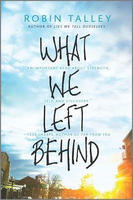 'What We Left Behind' by Robin Talley