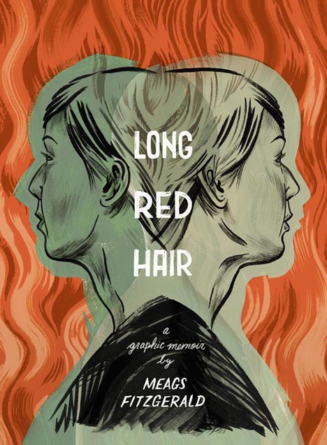 'Long Red Hair' by Meags Fitzgerald