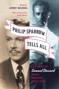 'Philip Sparrow Tells All' by Samuel Steward image