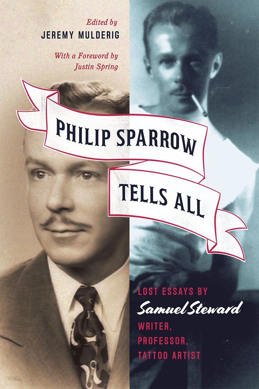 'Philip Sparrow Tells All' by Samuel Steward