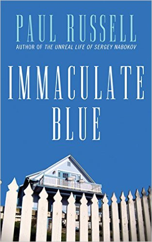 'Immaculate Blue' by Paul Russell