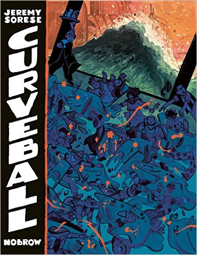 'Curveball' by Jeremy Sorese