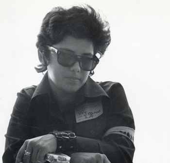 In Remembrance: Jeanne Córdova