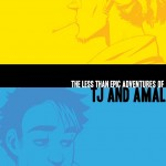 'The Less Than Epic Adventures of TJ and Amal' by E.K. Weaver