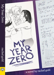 'My Year Zero' by Rachel Gold image