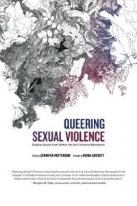 'Queering Sexual Violence: Radical Voices from Within the Anti-Sexual Violence Movement' Edited by Jennifer Patterson image