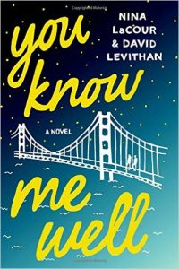 'You Know Me Well' by Nina LaCour and David Levithan image