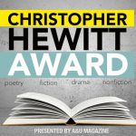 Call for Submissions: The Christopher Hewitt Award