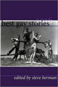 'Best Gay Stories 2016' Edited by Steve Berman image