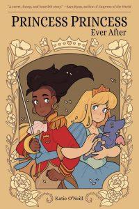 'Princess Princess Ever After' by Katie O'Neill image