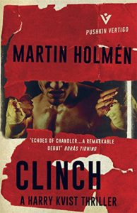 Blacklight: Holmén's 'Clinch' Showcases a Visceral World with a Hard-Boiled Anti-hero image