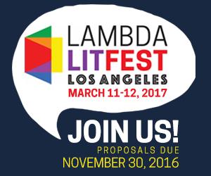 Lambda Literary LitFest!
