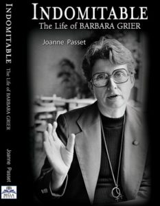'Indomitable: The Life of Barbara Grier' by Joanne Passet image