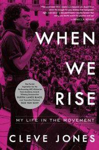 'When We Rise: My Life in the Movement' by Cleve Jones image