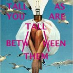 'Tall As You Are Tall Between Them' by Annie Christain