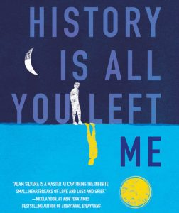 'History is All You Left Me' by Adam Silvera image