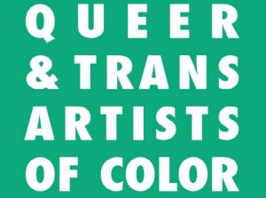 'Queer & Trans Artists of Color: Volume 2' by Nia King and Elena Rose image