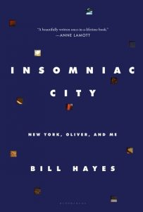 'Insomniac City: New York, Oliver, and Me' by Bill Hayes image