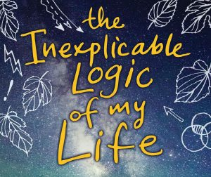 'The Inexplicable Logic of My Life' by Benjamin Alire Sáenz image