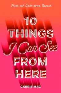 'Ten Things I Can See From Here' by Carrie Mac image