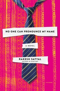 'No One Can Pronounce My Name' by Rakesh Satyal image