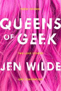'Queens of Geek' by Jen Wilde image