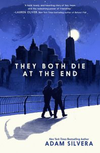 'They Both Die at the End' by Adam Silvera image