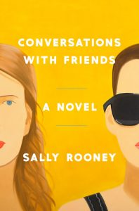 'Conversations with Friends' by Sally Rooney image