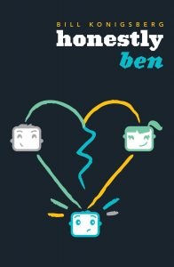 'Honestly Ben' by Bill Konigsberg image