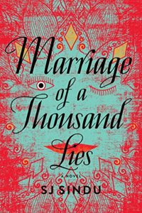 'Marriage of a Thousand Lies' by SJ Sindu image