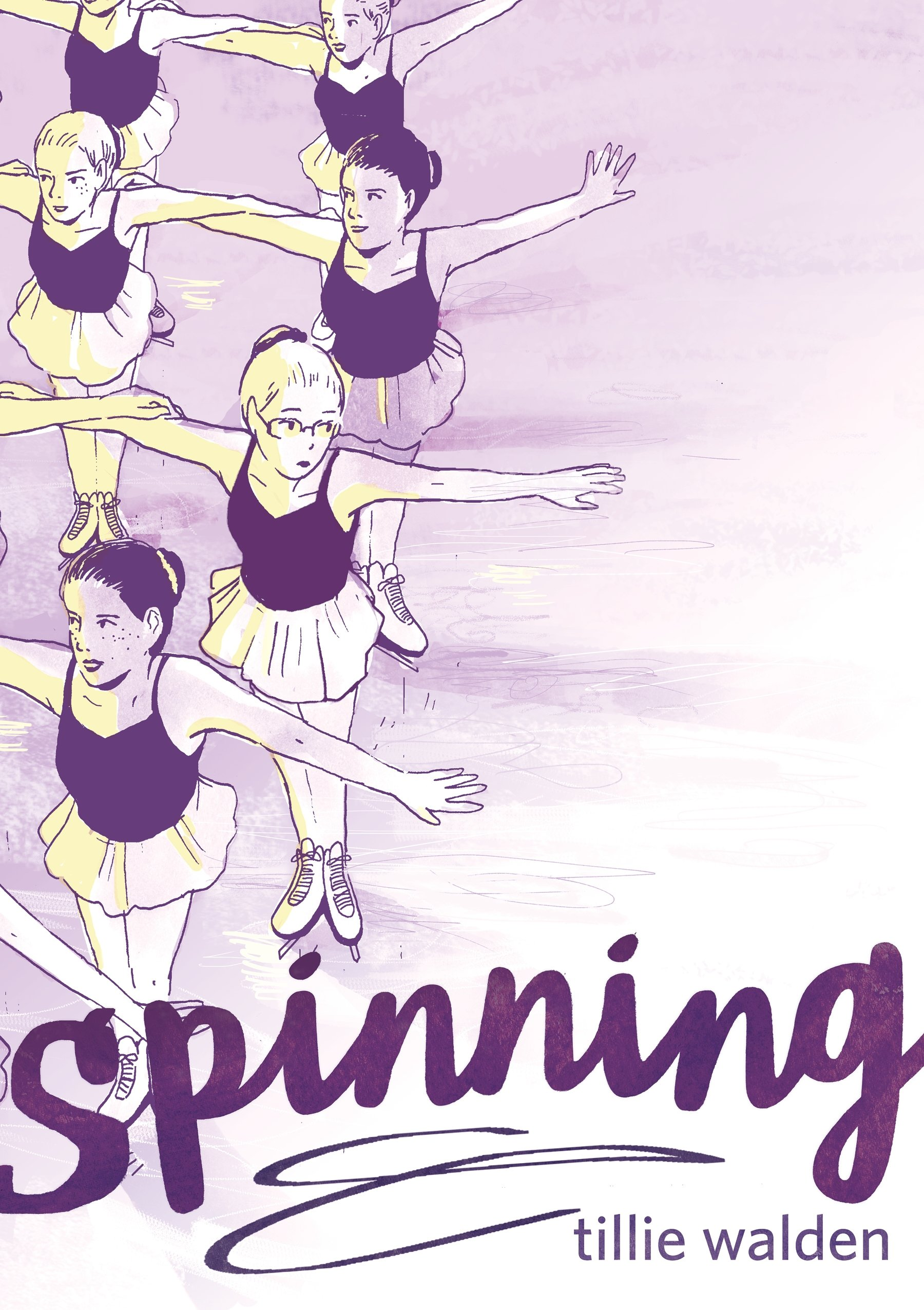 Spinning, by Tillie Walden