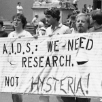 Literature of the AIDS Epidemic, Amanda Lepore's Life Advice, and More LGBT News