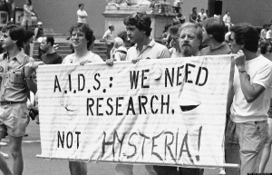 Literature of the AIDS Epidemic, Amanda Lepore's Life Advice, and More LGBT News image