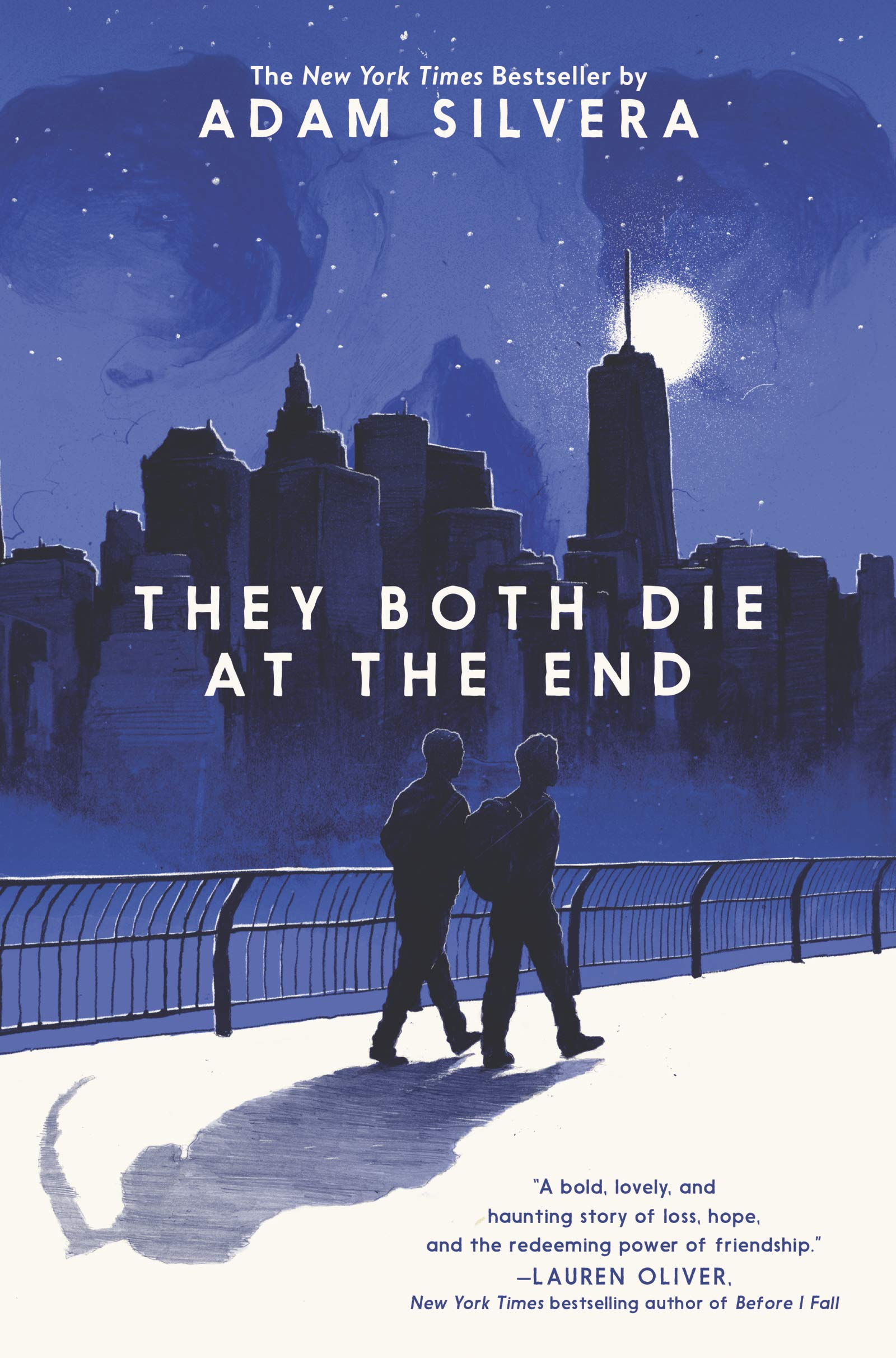 They Both Die at the End' by Adam Silvera