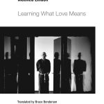 'Learning What Love Means' by Mathieu Lindon